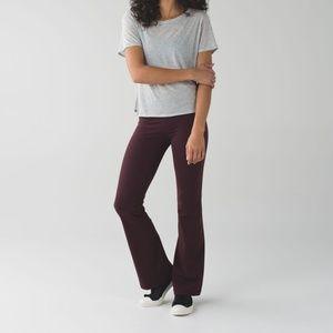 NWT Lululemon Groove Pant III (Regular)